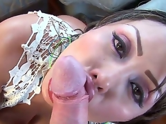 Sandra is one naughty sexy with big ass and great need to fuck it hard