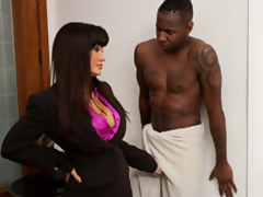 Jon-Jon Scores Large Time To Lisa Ann